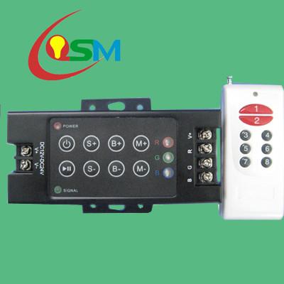 8-Key LED RGB controller