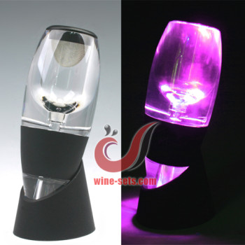 Elegant Magic LED Wine Aerator