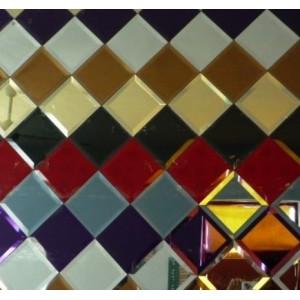 мозаика зеркало