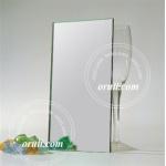 aluminum mirror
