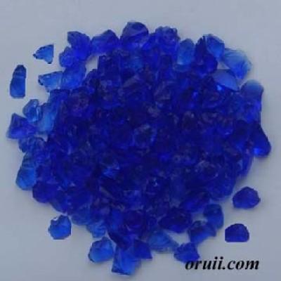 الزرقاء الزجاج
