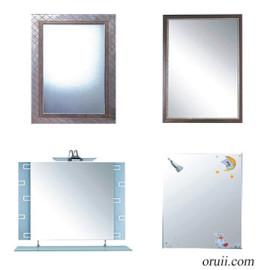 مرآة الحمام