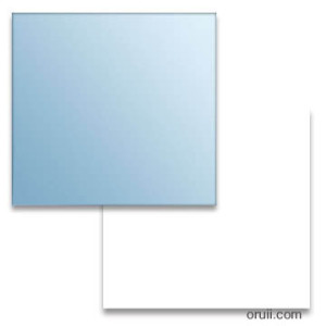 vinyl backing mirror CATI