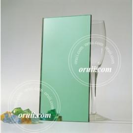 الأخضر مرآة