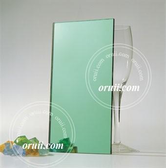 green mirror