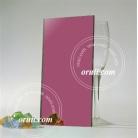 violet mirror