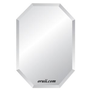 octágono espejo