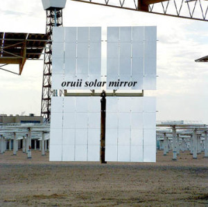 espejo solar