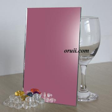 紫罗兰色镜子