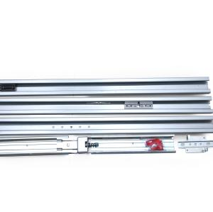 3 part Rail ( Iron or Alu Rail)