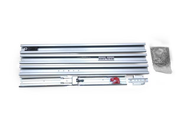 3 part Rail ( Iron or Alu Rail)