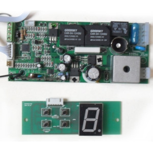 Circuit Board  PCB of garage door opener