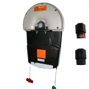 Roll-up door opener