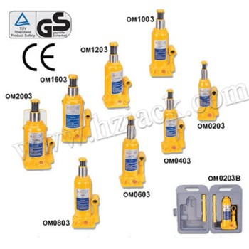 CE Hydraulic Bottle Jack