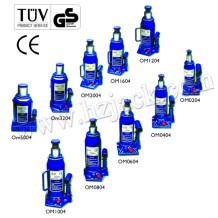 Hydraulic Bottle Jack with safety valve