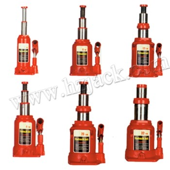Two Stage Hydraulic Bottle Jack