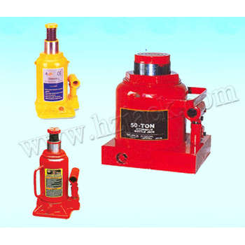 Hydraulic Bottle Jack-Thick Base
