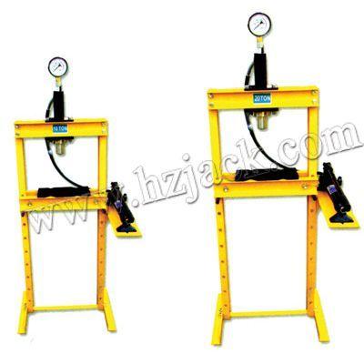 Shop Press with Gauge
