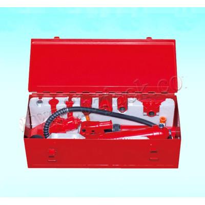 4ton porta power jack in metal case
