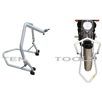 Motorcycle Front and Rear Stand