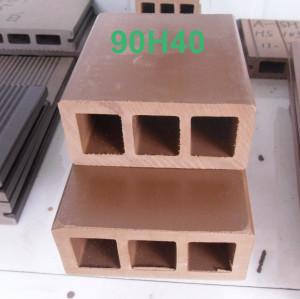wpc railing/fencing 90H40