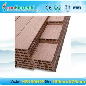 wpc decking/flooring 150H25