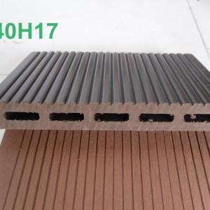 WPC التزيين / الأرضيات 140H17