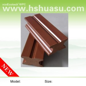 waterproof wpc decking WPC Joist 40*25mm