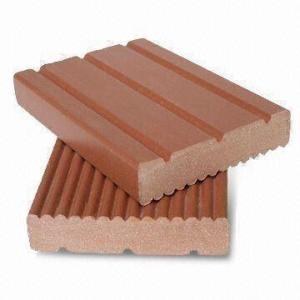 outdoor wpc decking /flooring 70*16mm
