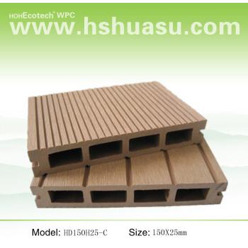 waterproof composite decking