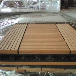 WPC DIY Tile 300*300mm