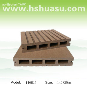 best seller WPC Decking 150H25-3