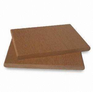 9mm thickness  wpc decking board 7 colors to choose