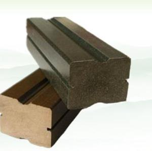 40x30mm wpc decking board accesorries wpc joist