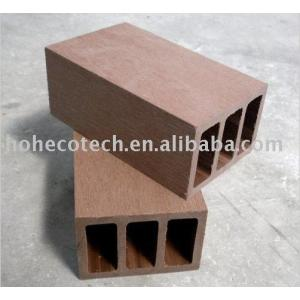 60x40mm wpc fence board wpc railing  wpc fencing