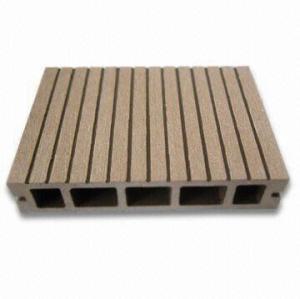 hollow150x30mm composite decking wpc decking /flooring