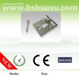 WPC ملحقات مقطع الفولاذ المقاوم للصدأ HP-5