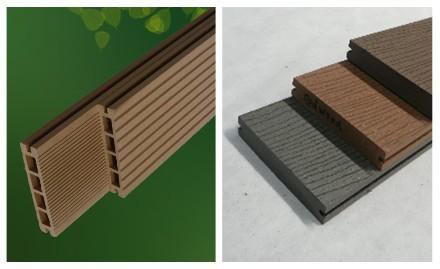 البلاستيك الأرضيات الخشبية المجلس 150H25A
