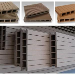 البلاستيك الأرضيات الخشبية المجلس 160H25