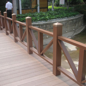 ground decoration construction material wpc flooring/decking