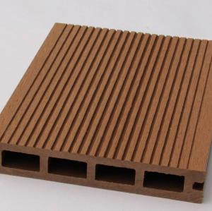 Good resistance to water,pest,moisture  composite decking weatherproof wpc decking flooring