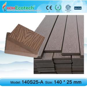 plastic wood flooring board 140S25