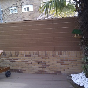 WPC Fencing Project