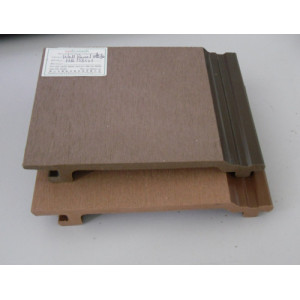 (CE Proof) wood plastic composite board for wall