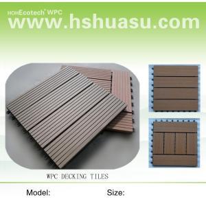 High quality! WPC Tiles