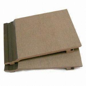 الخشب الجدار الكسوة الكسوة الجدار انتاجية المواد WPC لوحة الحائط 156x21mm