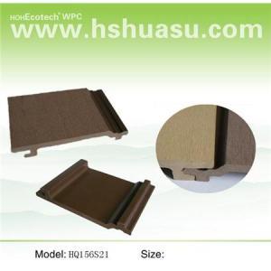 good quality wood plastic composite wall panel