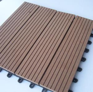 300x300mm wpc decking tiles