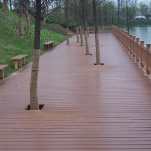 wood flooring long life to use wpc decking