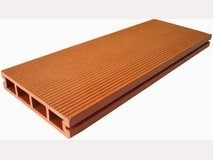 Non-paint, weatherproof composite decking wpc decking
